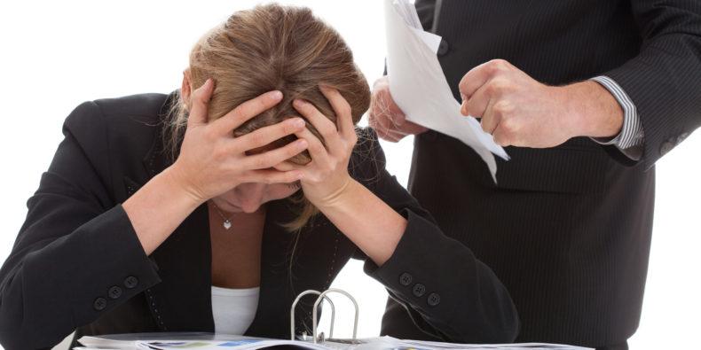 Mobbing: l'onere della prova spetta al lavoratore denunciante