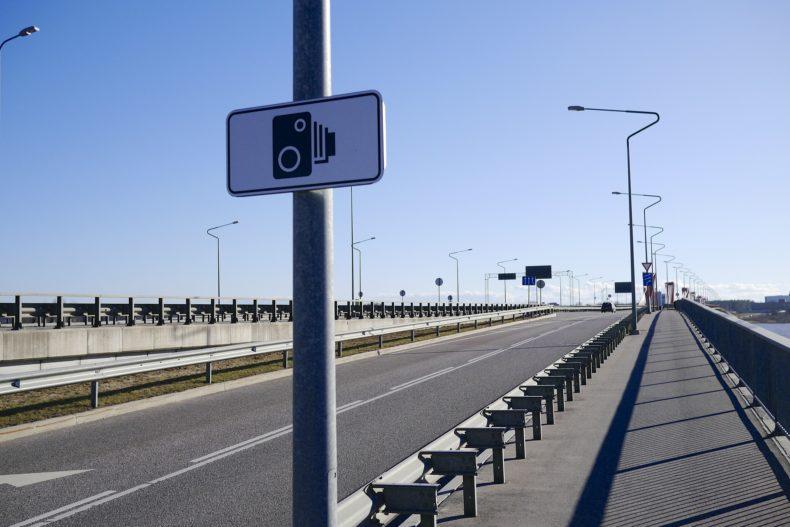 Il controllo della velocità può essere utilizzato per intercettare reati e veicoli sospetti